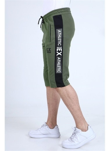 Rodi Jeans Erkek Ex Athletics Yan Şeritli Kapri TY21YE130164 Haki